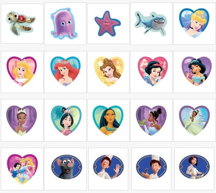 Pin's Disney dans les magasins Carrefour Belgique 510