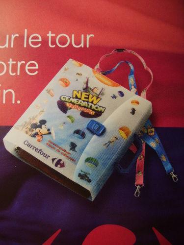 Pin's Disney dans les magasins Carrefour Belgique 53511310
