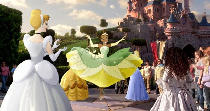 Publicité de La nouvelle Génération Disney Nikl10