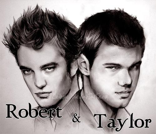 Robert & Taylor