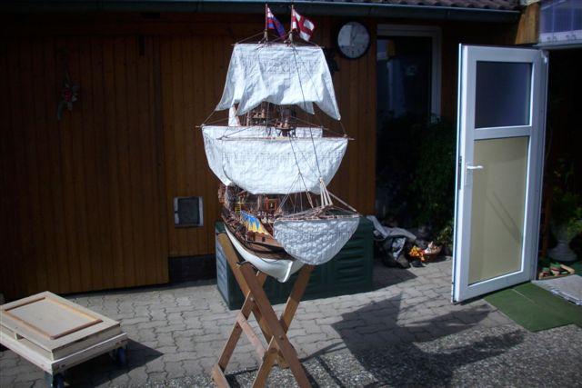 """Historische Segelschiffe  """"Golden Hind """" - Seite 5 Dsci0014"""