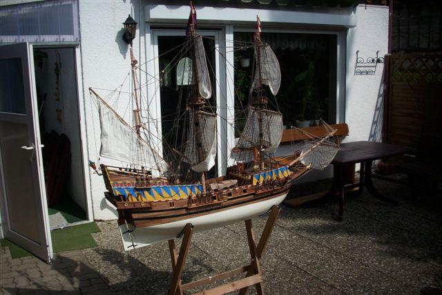 """Historische Segelschiffe  """"Golden Hind """" - Seite 5 Dsci0015"""