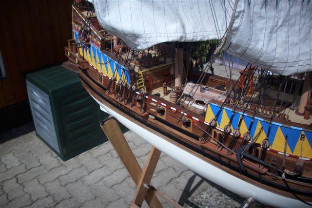 """Historische Segelschiffe  """"Golden Hind """" - Seite 5 Dsci0018"""