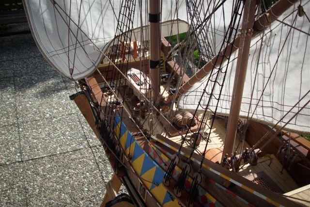 """Historische Segelschiffe  """"Golden Hind """" - Seite 5 Dsci0020"""