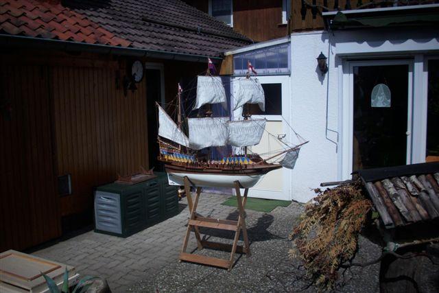 """Historische Segelschiffe  """"Golden Hind """" - Seite 5 Dsci0022"""