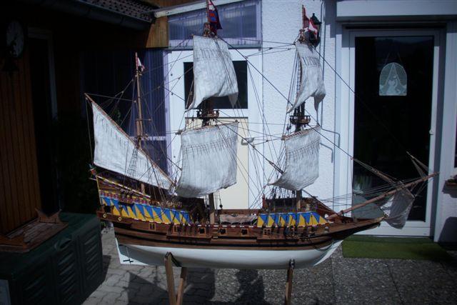 """Historische Segelschiffe  """"Golden Hind """" - Seite 5 Dsci0023"""