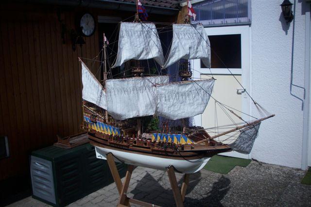 """Historische Segelschiffe  """"Golden Hind """" - Seite 5 Dsci0024"""