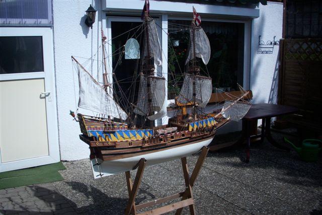 """Historische Segelschiffe  """"Golden Hind """" - Seite 5 Dsci0025"""