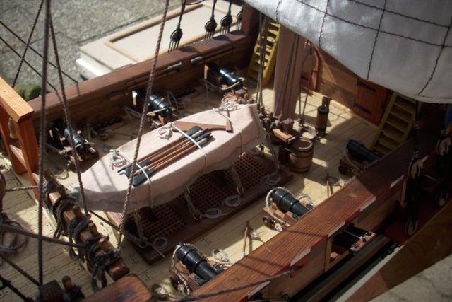"""Historische Segelschiffe  """"Golden Hind """" - Seite 5 Dsci0031"""