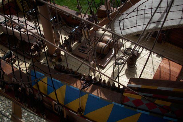 """Historische Segelschiffe  """"Golden Hind """" - Seite 5 Dsci0032"""