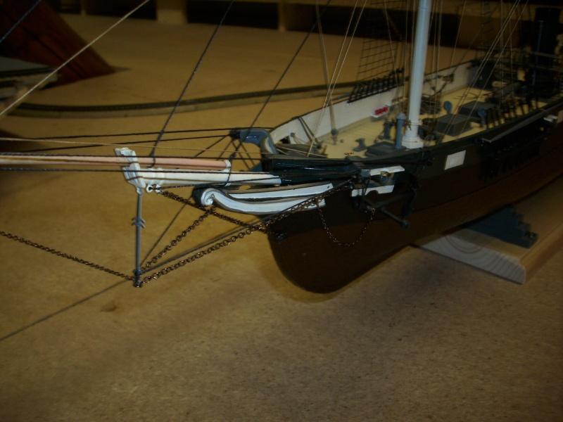 CSS Alabama von Revell in 1:96 Dsci1111
