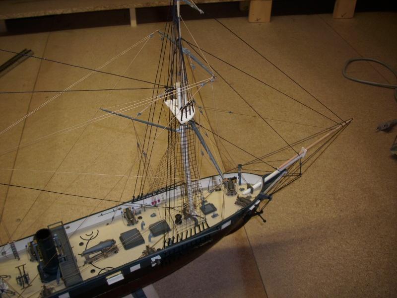 CSS Alabama von Revell in 1:96 Dsci1114