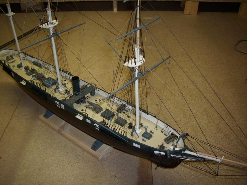 CSS Alabama von Revell in 1:96 Dsci1115