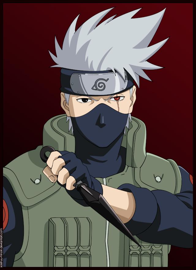 [Naruto] [Hatake Kakashi] Hatake10