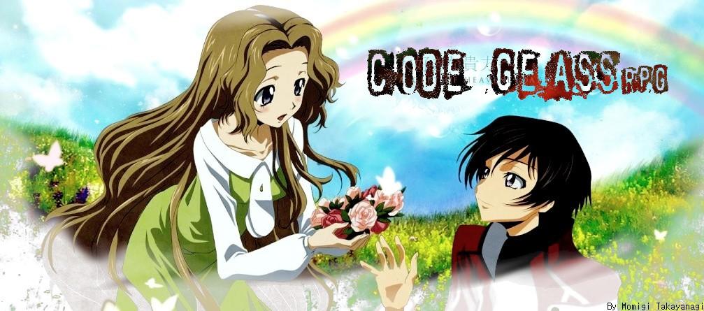 Code Geass Rpg