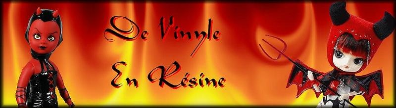 De Vinyle en Résine