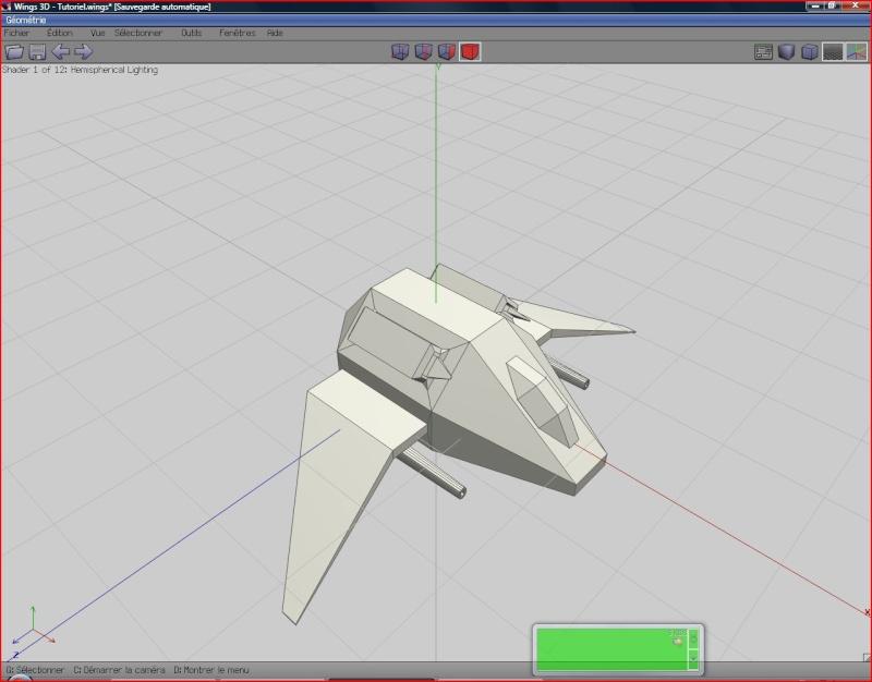 Tutoriel Wings 3D Wings113