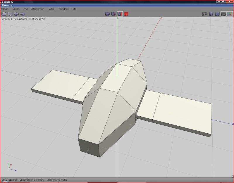Tutoriel Wings 3D Wings610