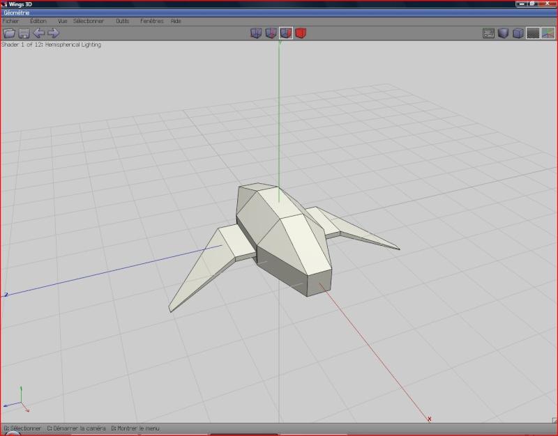 Tutoriel Wings 3D Wings710