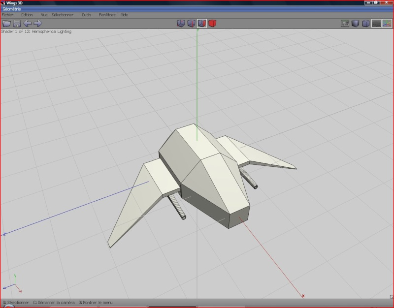 Tutoriel Wings 3D Wings811
