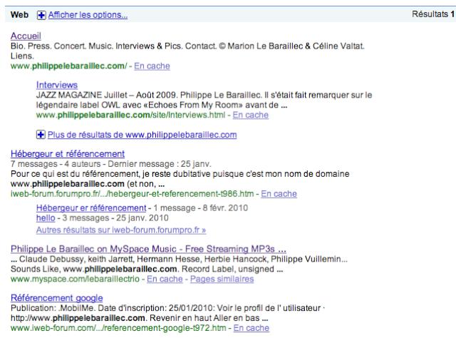référencer - Réferencer son site web Image_15
