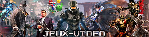 Challenge 2020: Jeux vidéos