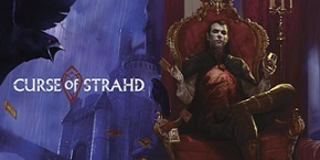 La Malédiction de Strahd