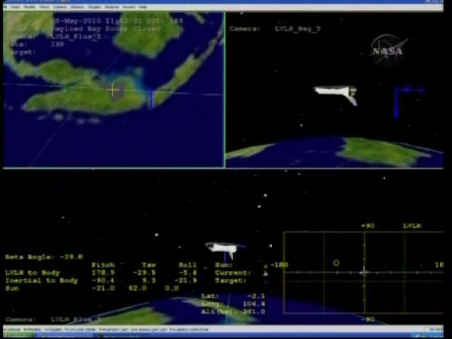 [STS-132] Atlantis: retour sur terre 14:48 heure de Paris le 26/05/10 - Page 3 13h4510