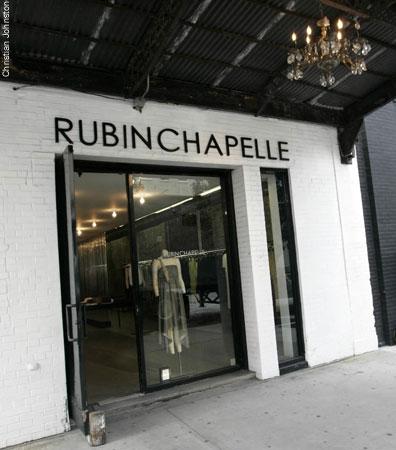 Rubin Chapelle Gw396h10