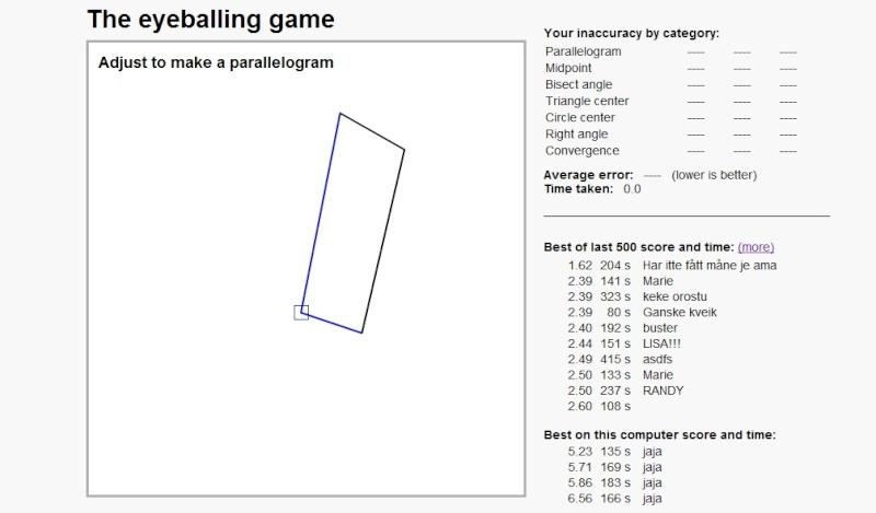 eye balling game  Eye_ga10