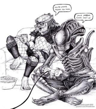 Galeria humoristica de Alien y Depredador Akfqlk11