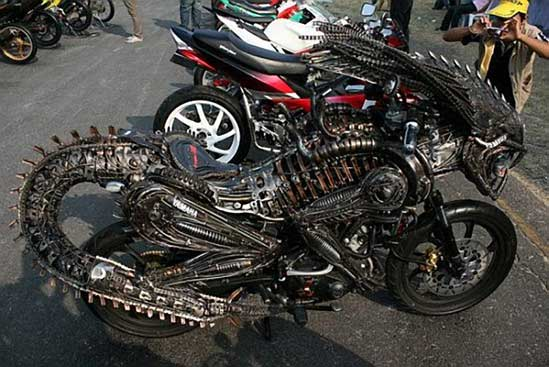 Galeria de vehiculos AVP Alien-12
