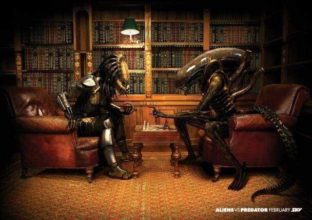 Galeria humoristica de Alien y Depredador Ass11