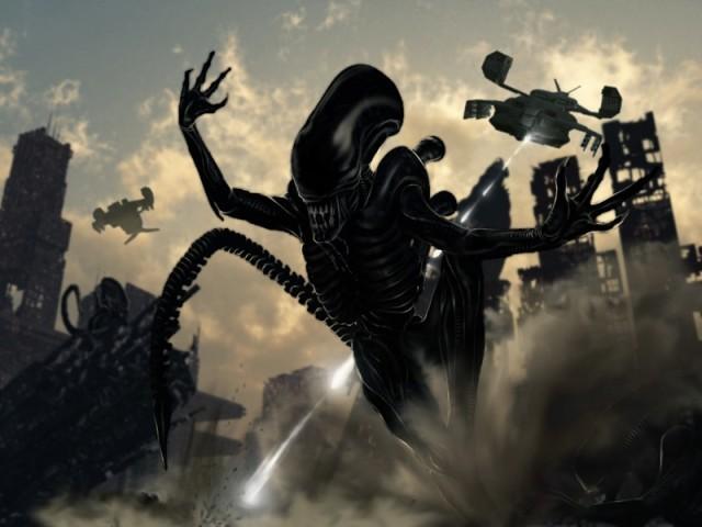 Imágenes de Alien Iq921f11