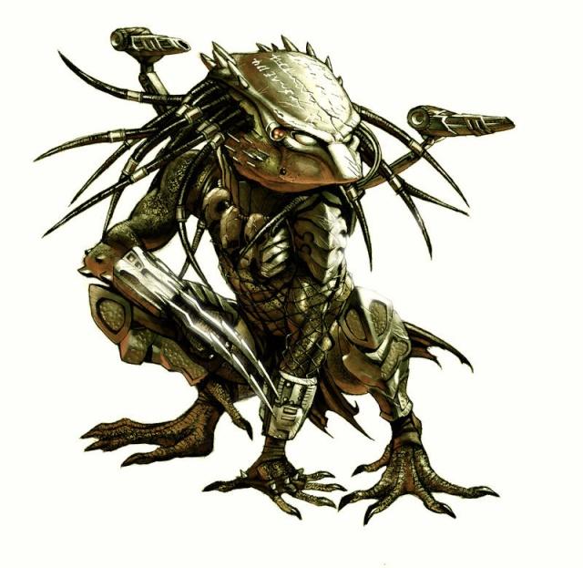 Imágenes de Depredador Reptil10