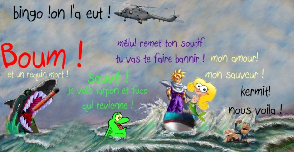 une sirène dans vos océans... Sauvet10