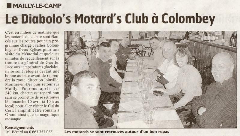 La revue de presse de Captain Did 28-03-14