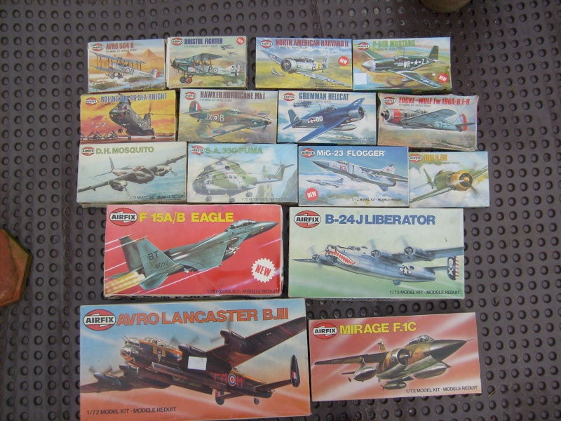 vieux biplans  Airfix15