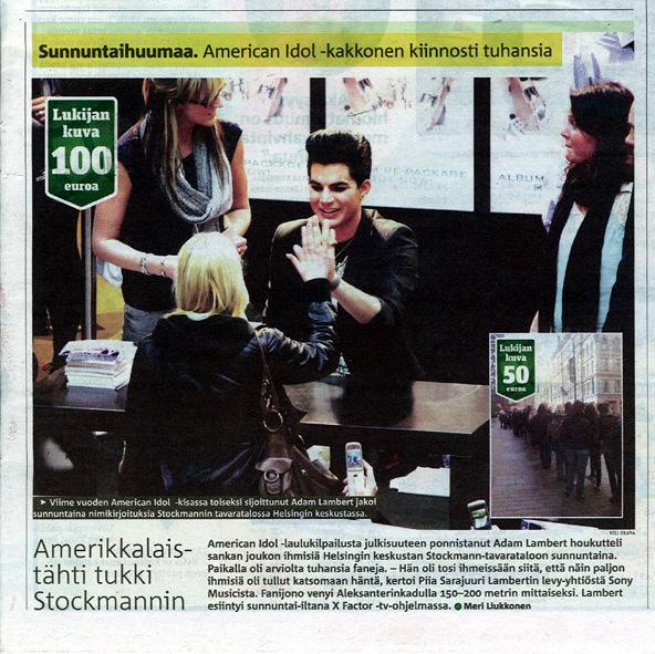 Finland 2010 95010210