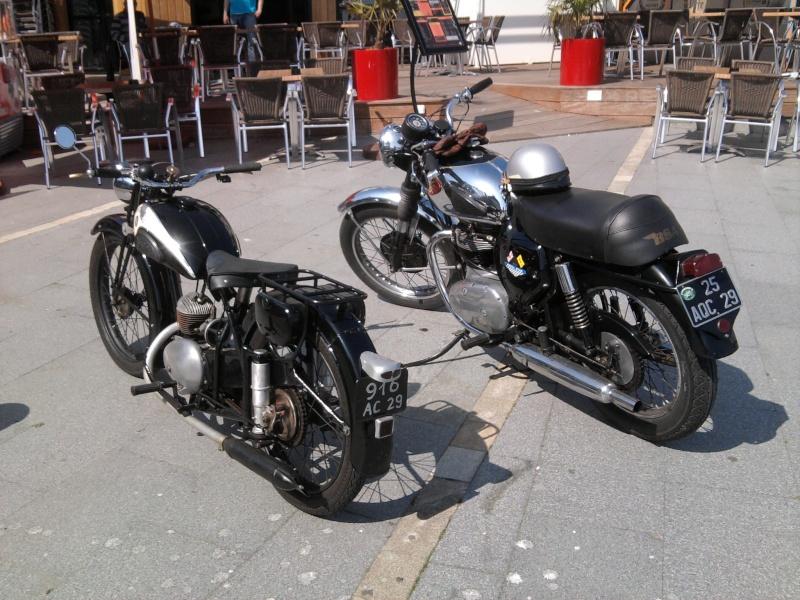 mz 50 café racer Automo10