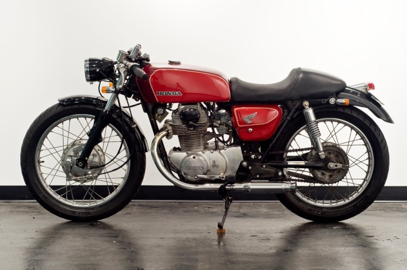honda ... old style  Hondac11