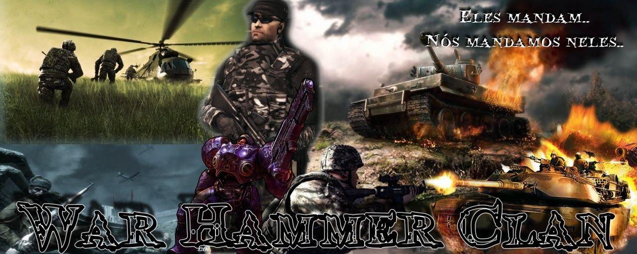 Шar Hammer Claи - War Hammer Clan Newsig12