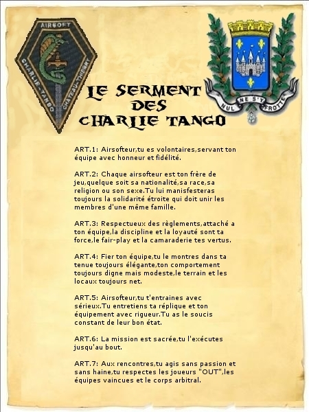 Presentation HAMMER HEAD ( Charlie Tango ) Sermen10
