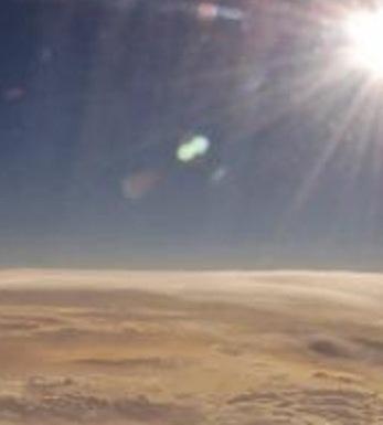 photographie prise depuis un avion Demo211