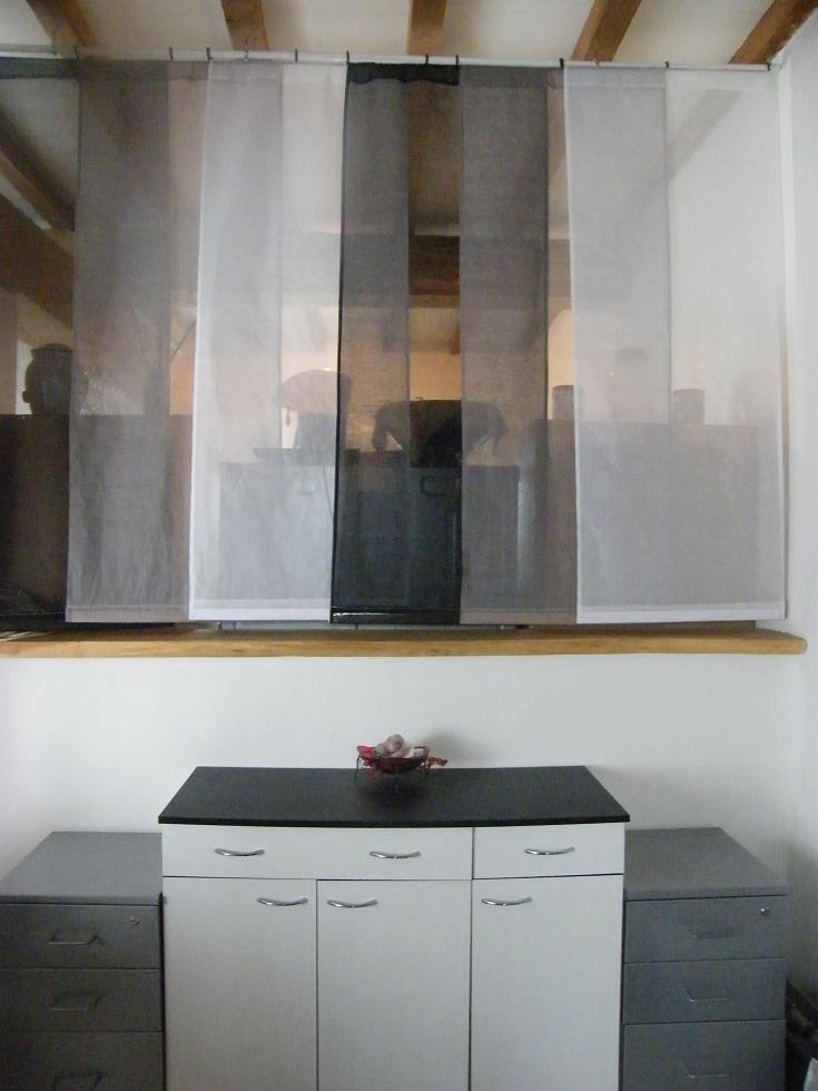 installation de store japonais dans salon Dscf5411