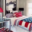 demande de conseil pour décorer une chambre rouge et noire a Images31