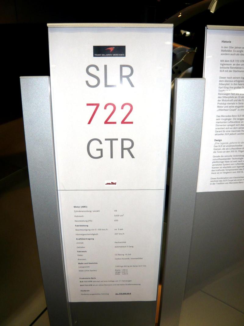 Mercedes SLR 722 GT 028f8a10