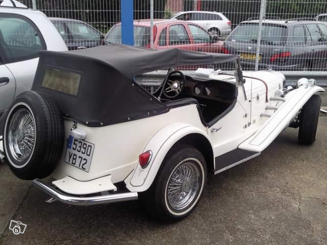 Mercedes SSK 1929. Interprétation très libre... 06773310