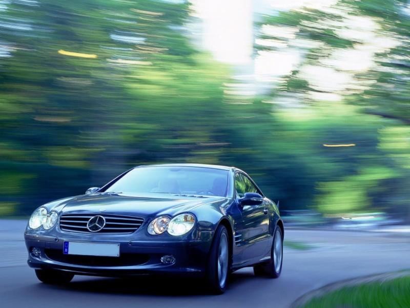 [Photos] Galerie : La Mercedes SL R230 0_merc11