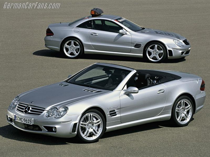 [Photos] Galerie : La Mercedes SL R230 1001bi10